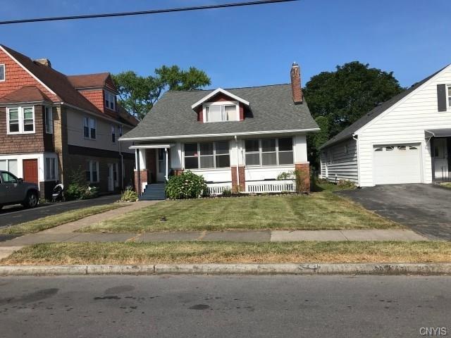 437 Durston Avenue, Syracuse, NY 13203 (MLS #S1209498) :: Robert PiazzaPalotto Sold Team