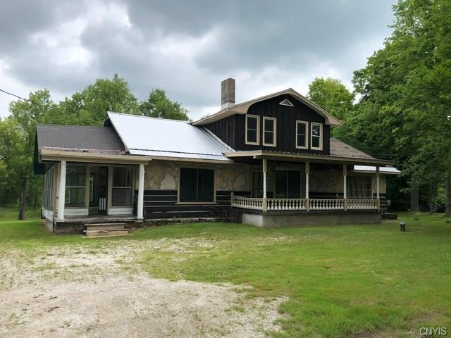 5168 State Highway 58, Gouverneur, NY 13642 (MLS #S1211763) :: Thousand Islands Realty