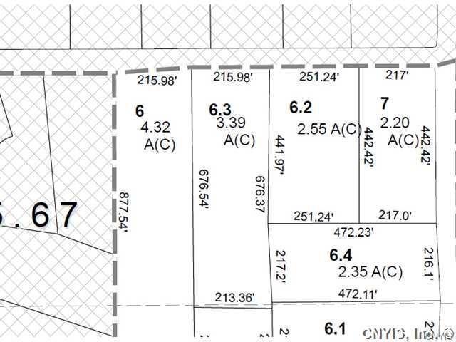 Upper Lot Hoffman Road, Cazenovia, NY 13035 (MLS #S1214601) :: 716 Realty Group