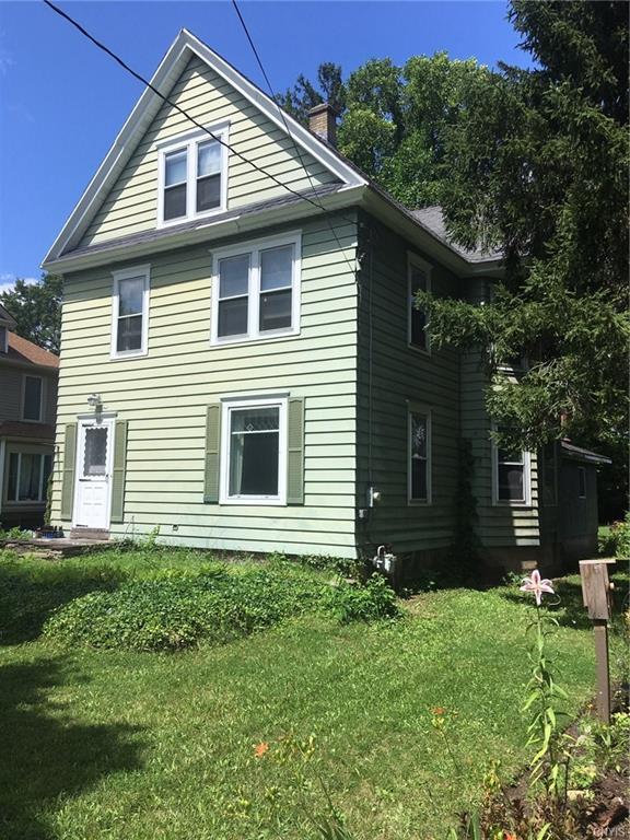 186 Dorwin Avenue, Syracuse, NY 13205 (MLS #S1216774) :: 716 Realty Group
