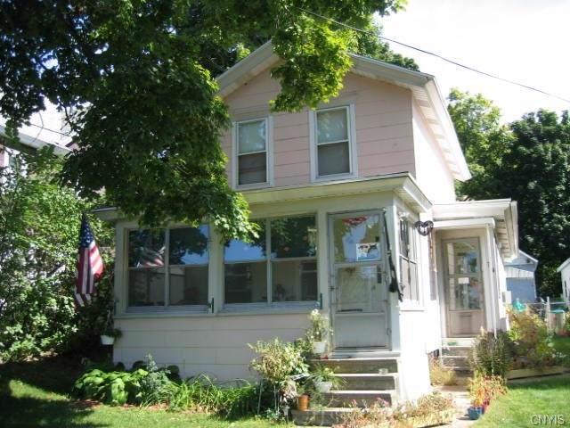 734 Lemoyne Avenue, Syracuse, NY 13208 (MLS #S1218064) :: Robert PiazzaPalotto Sold Team