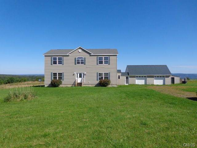 607 Clemons Road, Frankfort, NY 13340 (MLS #S1220761) :: The Glenn Advantage Team at Howard Hanna Real Estate Services