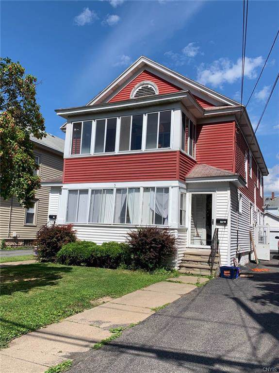 261 Forest Hill Drive #63, Syracuse, NY 13206 (MLS #S1222775) :: The Chip Hodgkins Team
