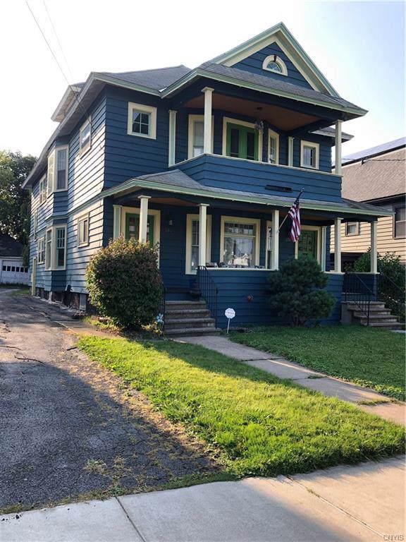 158 Shotwell Park #60, Syracuse, NY 13206 (MLS #S1224515) :: The Chip Hodgkins Team