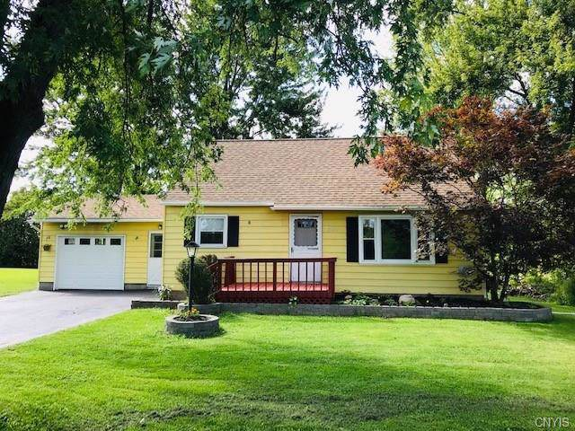 7261 Kirkville Road, Manlius, NY 13057 (MLS #S1225032) :: BridgeView Real Estate Services
