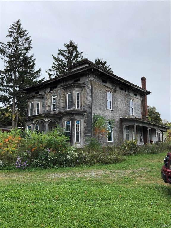 5579 Middle Road, Stockbridge, NY 13409 (MLS #S1229220) :: The Glenn Advantage Team at Howard Hanna Real Estate Services