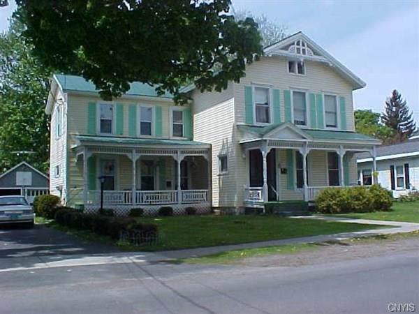 16 N Park Street, Adams, NY 13605 (MLS #S1229715) :: Thousand Islands Realty