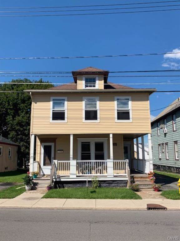 116 Second Street, Geddes, NY 13209 (MLS #S1229788) :: Robert PiazzaPalotto Sold Team