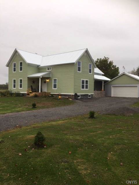 4614 Old State Road, Croghan, NY 13327 (MLS #S1229901) :: The Glenn Advantage Team at Howard Hanna Real Estate Services