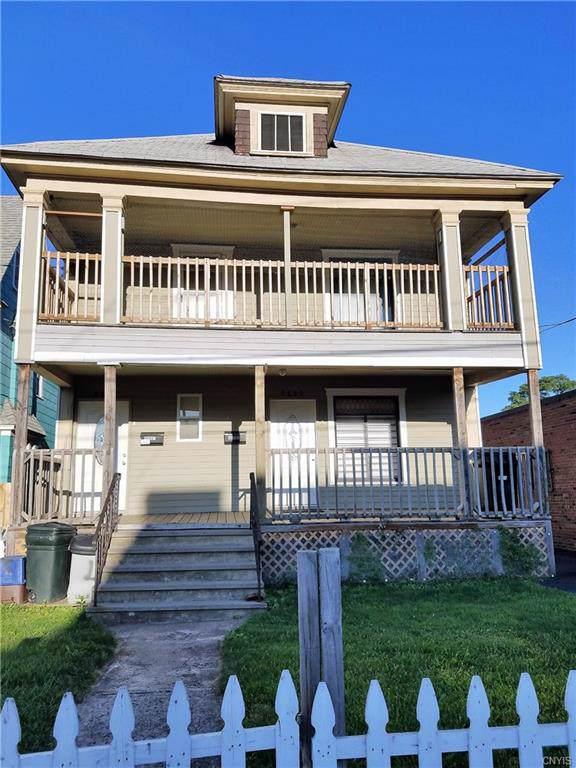 4607 S Salina Street #9, Syracuse, NY 13205 (MLS #S1230974) :: Thousand Islands Realty