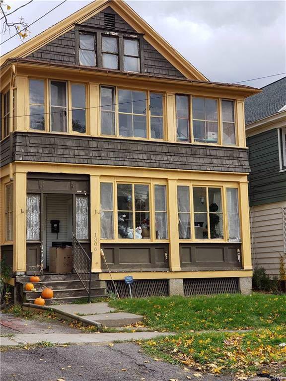 1306 Oak Street, Syracuse, NY 13203 (MLS #S1231022) :: Thousand Islands Realty