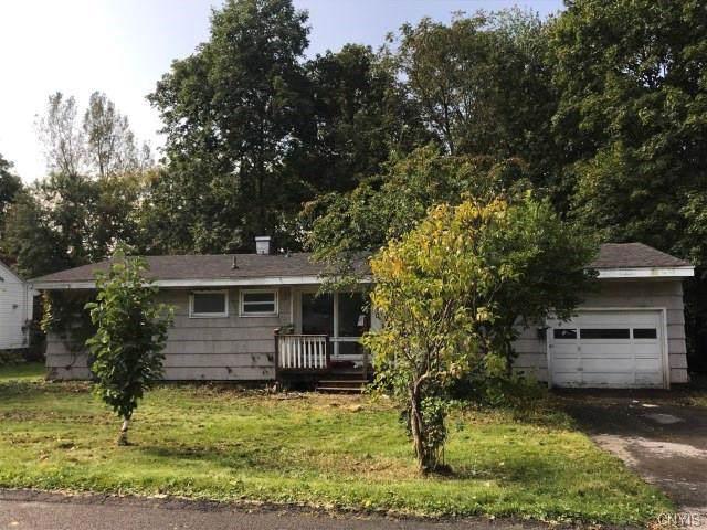 110 Ridge Road, Utica, NY 13501 (MLS #S1231083) :: Robert PiazzaPalotto Sold Team