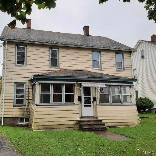 25 Sauquoit Street, Whitestown, NY 13417 (MLS #S1231813) :: Robert PiazzaPalotto Sold Team