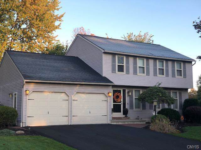 7509 Overland Drive, Clay, NY 13212 (MLS #S1231867) :: The Rich McCarron Team