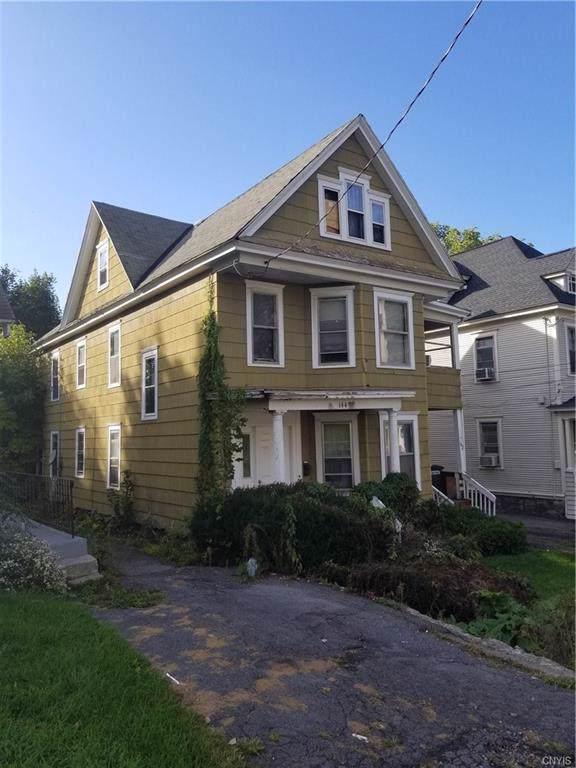 142-144 Reed Avenue #44, Syracuse, NY 13207 (MLS #S1231966) :: The Glenn Advantage Team at Howard Hanna Real Estate Services