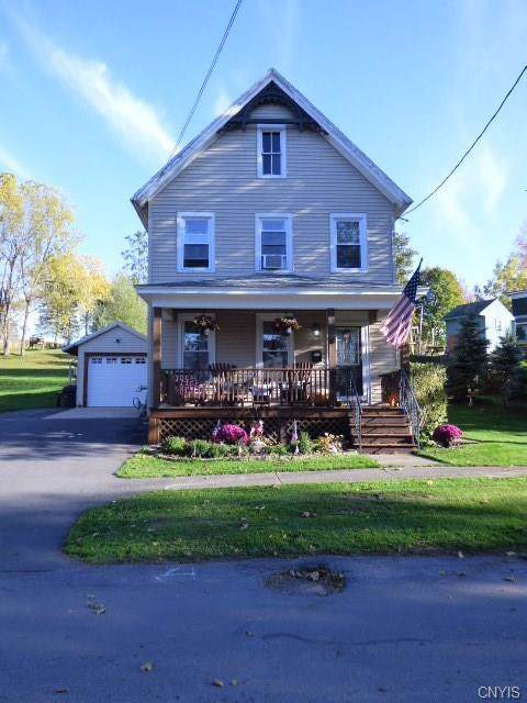 120 Elmwood Avenue Es, Sangerfield, NY 13480 (MLS #S1232375) :: The CJ Lore Team   RE/MAX Hometown Choice