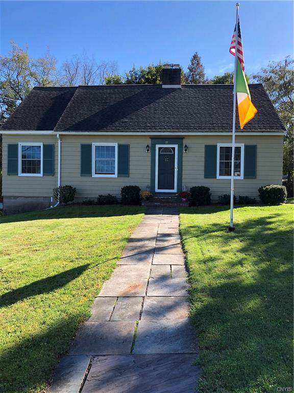 11 Reed Parkway, Marcellus, NY 13108 (MLS #S1232455) :: The Chip Hodgkins Team