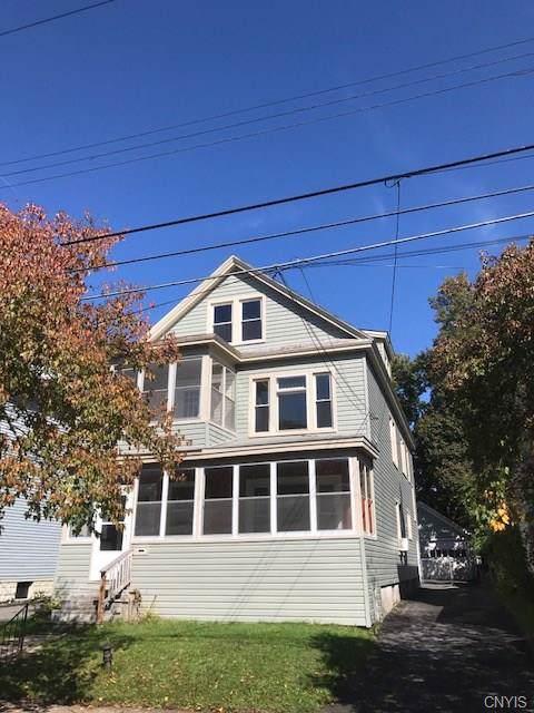 124 Peck Avenue, Syracuse, NY 13206 (MLS #S1232482) :: Thousand Islands Realty