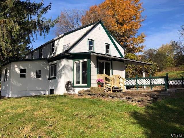 446 Davis Road, Groton, NY 13045 (MLS #S1232659) :: The Glenn Advantage Team at Howard Hanna Real Estate Services