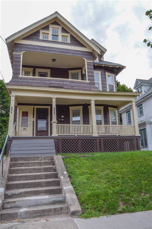 1028 Lancaster Avenue, Syracuse, NY 13210 (MLS #S1233877) :: Robert PiazzaPalotto Sold Team
