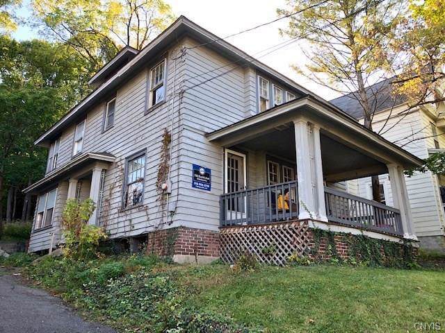 750 Euclid Avenue, Syracuse, NY 13210 (MLS #S1234604) :: Robert PiazzaPalotto Sold Team