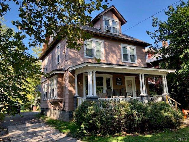 143 Redfield Place, Syracuse, NY 13210 (MLS #S1234743) :: BridgeView Real Estate Services