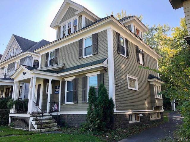 922 Westcott Street, Syracuse, NY 13210 (MLS #S1234769) :: Robert PiazzaPalotto Sold Team