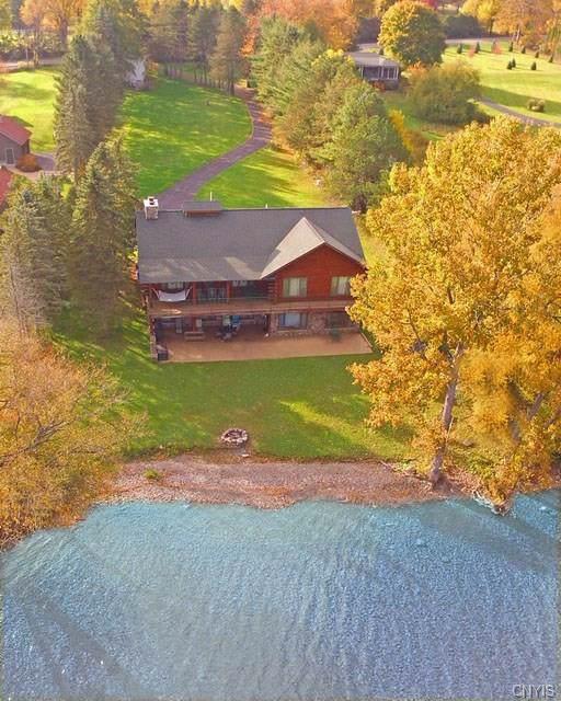 2026 W Lake Road, Skaneateles, NY 13152 (MLS #S1235606) :: BridgeView Real Estate Services