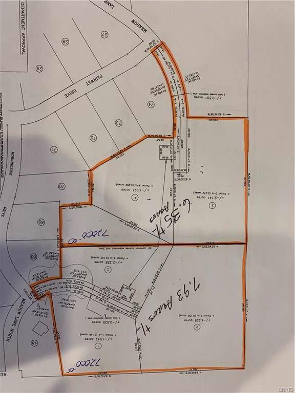 LOT 4 Meadow Lane North Lane, Owasco, NY 13021 (MLS #S1237131) :: Updegraff Group