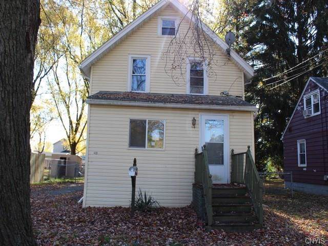 405 Richfield Boulevard, Salina, NY 13211 (MLS #S1237464) :: BridgeView Real Estate Services