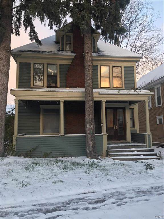 733 S Beech Street, Syracuse, NY 13210 (MLS #S1238169) :: Robert PiazzaPalotto Sold Team