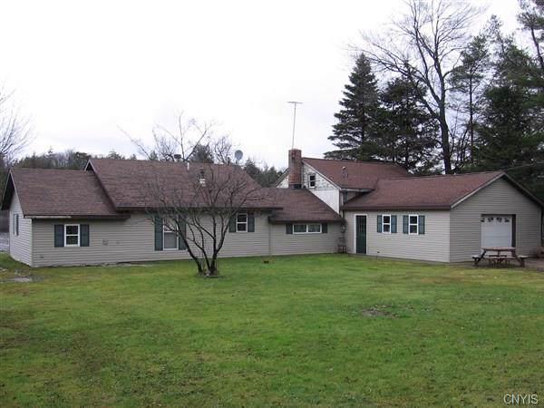 123 Spruce Lake Road, Salisbury, NY 13365 (MLS #S1238243) :: Robert PiazzaPalotto Sold Team