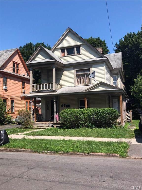 122 Fage Avenue #24, Syracuse, NY 13205 (MLS #S1238724) :: The Rich McCarron Team