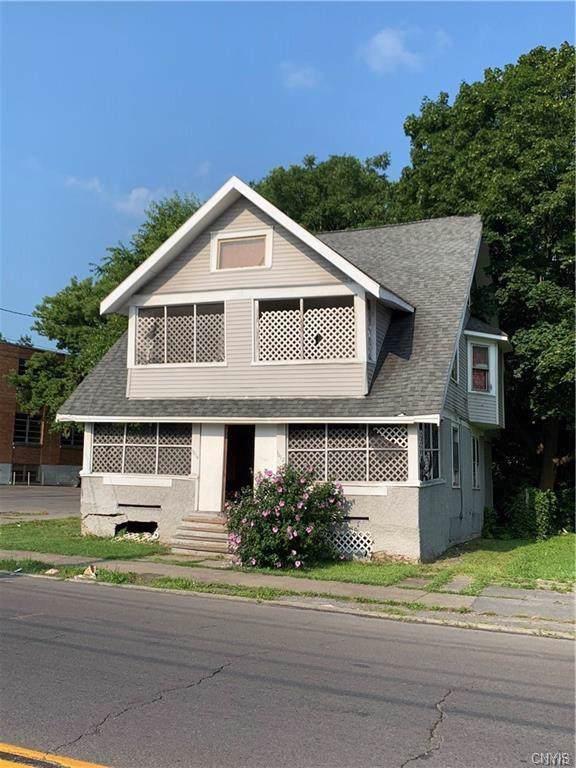 1612 South Avenue #14, Syracuse, NY 13207 (MLS #S1238726) :: The Rich McCarron Team