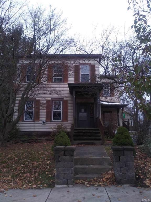 106 Franklin Street, Auburn, NY 13021 (MLS #S1239546) :: Robert PiazzaPalotto Sold Team