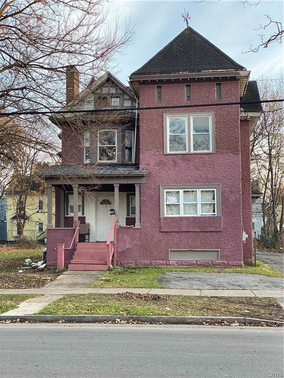 201 W Beard Avenue, Syracuse, NY 13205 (MLS #S1240193) :: BridgeView Real Estate Services