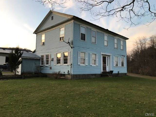 735 County Road 14, Smyrna, NY 13464 (MLS #S1240224) :: Lore Real Estate Services