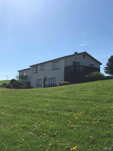 6371 Hamilton Hill Road, Eaton, NY 13346 (MLS #S1240632) :: The Glenn Advantage Team at Howard Hanna Real Estate Services