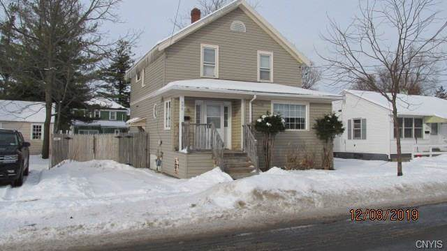 686 S Hamilton Street, Watertown-City, NY 13601 (MLS #S1241509) :: MyTown Realty