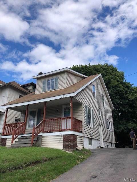 3319 S Salina Street, Syracuse, NY 13205 (MLS #S1241636) :: BridgeView Real Estate Services
