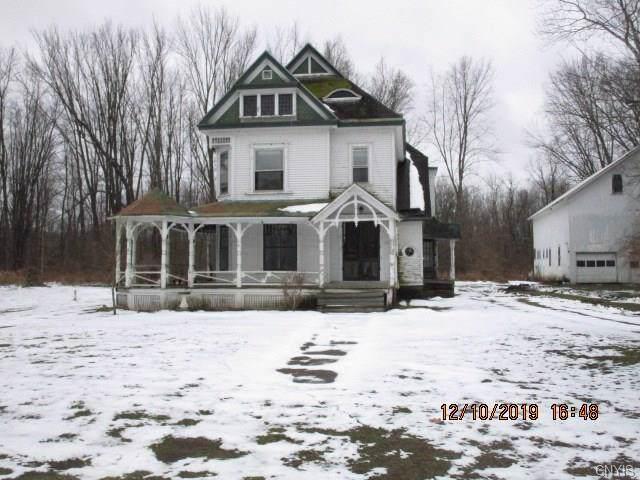 1161 Lake Road, Oneida-Outside, NY 13421 (MLS #S1242291) :: Updegraff Group
