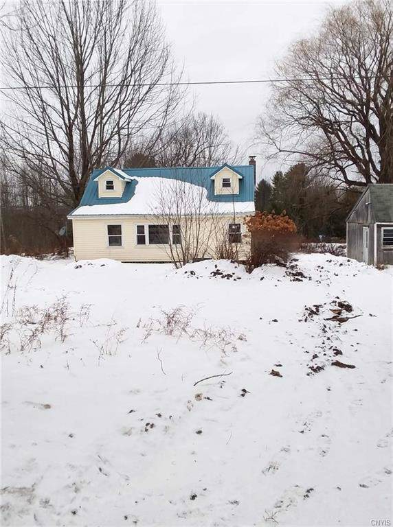 7937 S Hill Road N, Western, NY 13354 (MLS #S1242377) :: The CJ Lore Team | RE/MAX Hometown Choice