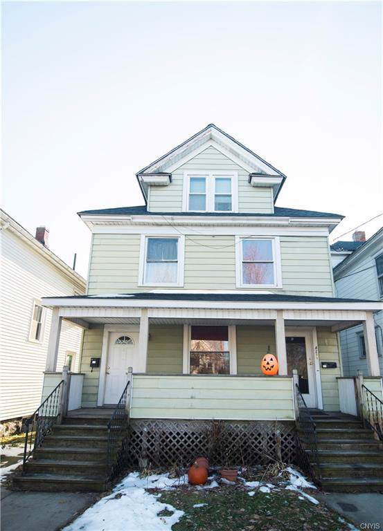 421 Tompkins Street, Syracuse, NY 13204 (MLS #S1243223) :: The CJ Lore Team | RE/MAX Hometown Choice