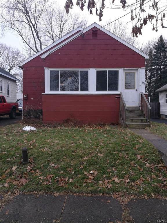 279 Rigi Avenue, Syracuse, NY 13206 (MLS #S1244495) :: Robert PiazzaPalotto Sold Team