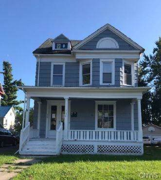 176 Park Avenue, Watertown-City, NY 13601 (MLS #S1244998) :: BridgeView Real Estate Services