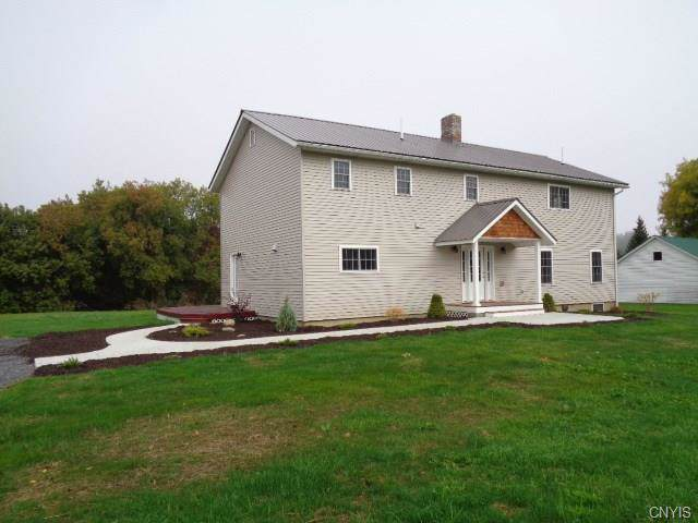 5463 Campbell Street, Lowville, NY 13367 (MLS #S1245663) :: BridgeView Real Estate Services