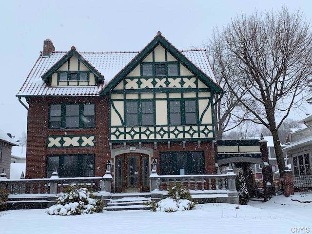 1504 James Street, Syracuse, NY 13203 (MLS #S1246816) :: The CJ Lore Team | RE/MAX Hometown Choice