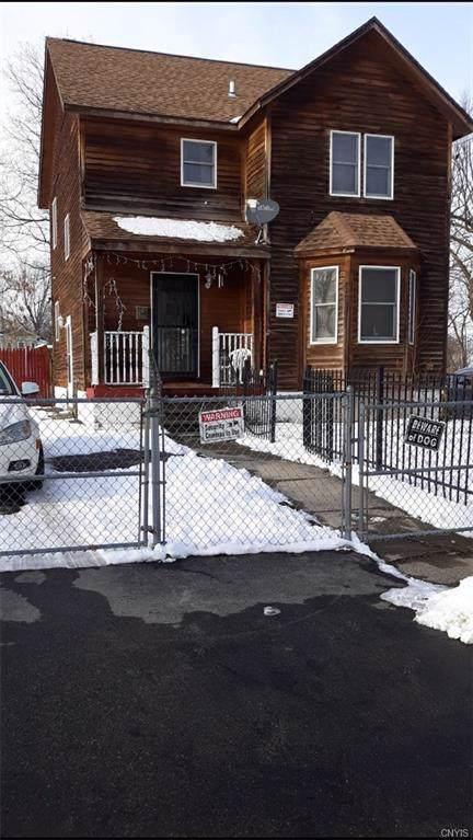 210 Kellogg Street, Syracuse, NY 13204 (MLS #S1247637) :: Robert PiazzaPalotto Sold Team