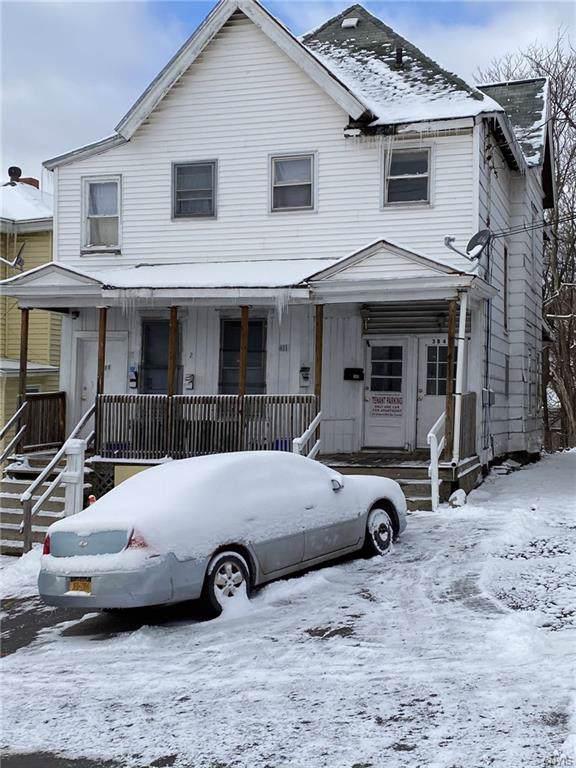 411 Kirkpatrick Street, Syracuse, NY 13208 (MLS #S1248131) :: Robert PiazzaPalotto Sold Team