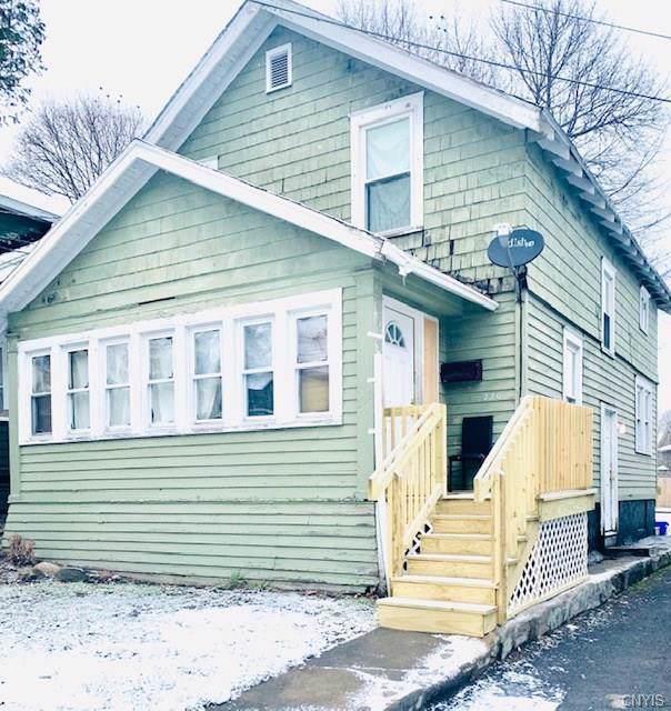 220 Rockland Avenue, Syracuse, NY 13207 (MLS #S1248220) :: Robert PiazzaPalotto Sold Team